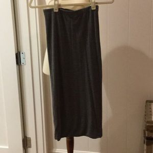 Leith lined maxi skirt, super comfy and stretchy